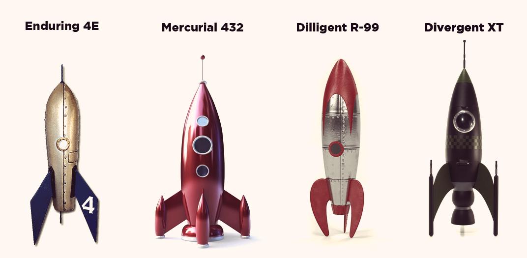 Shortwave radio for Rocket ship materials